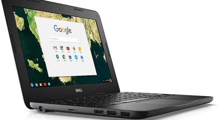 Chromebook Photo